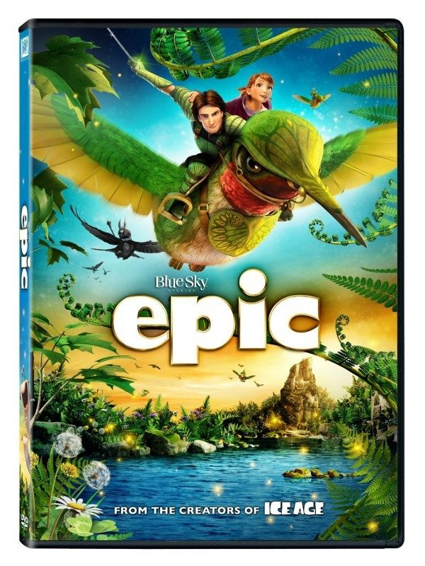 Epic on DVD Only $2.99!
