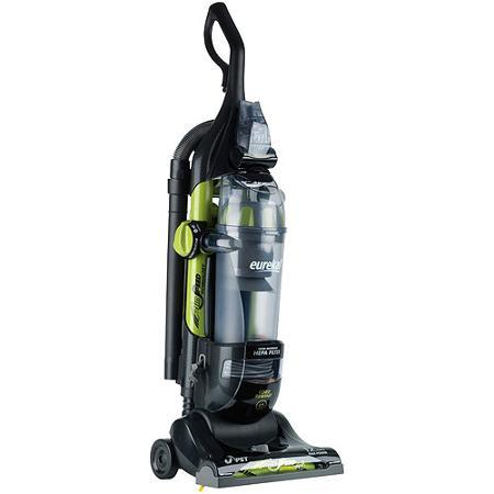 Eureka AirSpeed Rewind Pet Bagless Upright Vacuum Only $79!