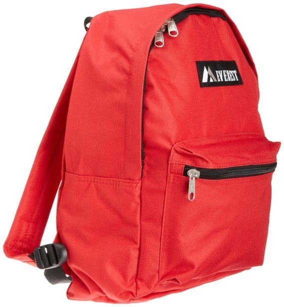 Everest Luggage Basic Backpack Only $9.39!