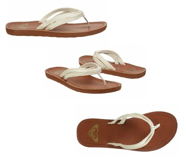 Roxy Lucena Sandal Only $14.99 At Famous Footwear!