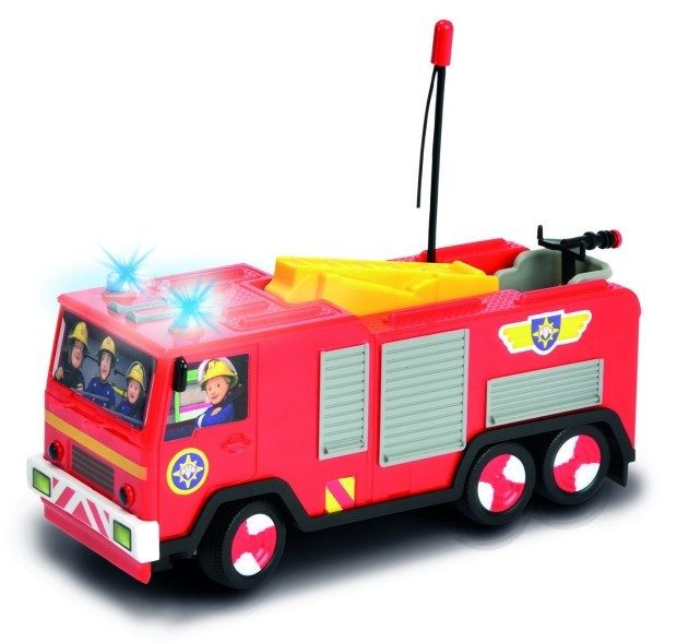 Fireman Sam - Fire Engine Jupiter (RC Vehicle) Just $8.57! (Reg. $29.99)