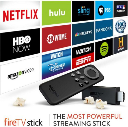 Amazon Fire Stick Only $39!
