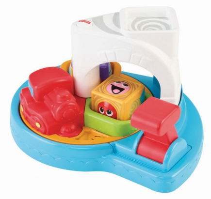 Fisher-Price Roller Blocks Whirlin' Train Town Just $6.76 Down From $15!
