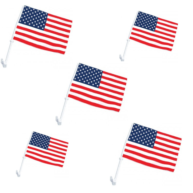 USA Car Flag Only $3.99 Plus FREE Shipping!
