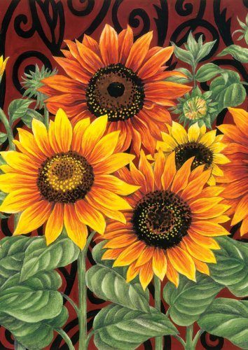 Garden Sunflower Medley 28 x 40-Inch Flag Only $12.22!  (Reg. $25)