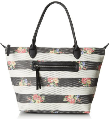 Dolce Girl Floral Perforated Travel Tote Just $12.80 Down From $50!