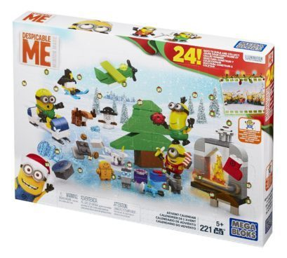 Mega Bloks Minions Movie Advent Calendar Only $11.75! (Was $30)