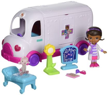 Doc McStuffins Mobile Clinic Toy Just $12.98! (Was $25)