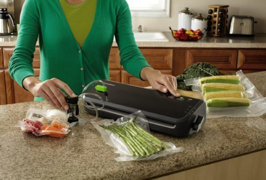 FoodSaver System with Starter Bag/Roll Set Only $59.99! Ships FREE!