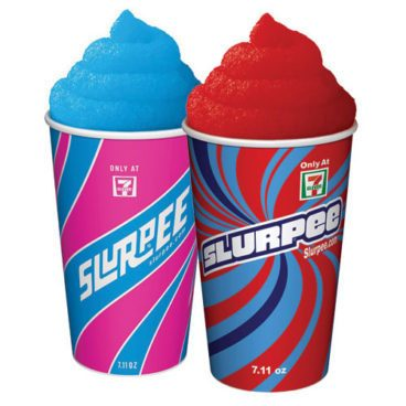 Buy One Get One FREE Slurpee at 7-Eleven!