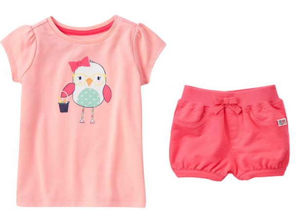 hop'n'roll Mix & Match Styles Up To 50% Off At Gymboree!