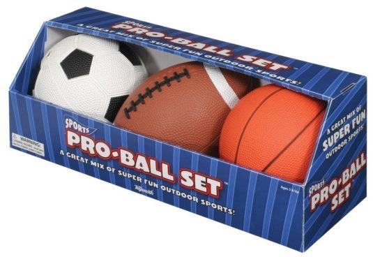 Toysmith Pro-Ball Set Only $11.24! (Was $18)
