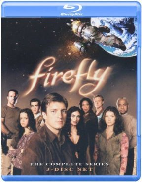 Firefly (Complete Series) On Blu-ray Just $12.96! (Was $17)