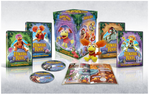 Fraggle Rock: 30th Anniversary Collection Just $50 Down From $130!