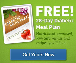free 28-day diabetic meal guide