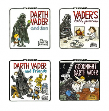 Darth Vader Kindle Books Only $1.99 (Reg. $10)!