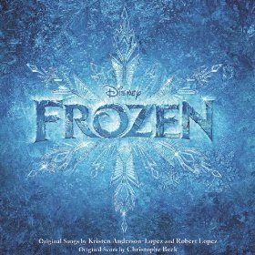 Digital Frozen Soundtrack Only $3.99!