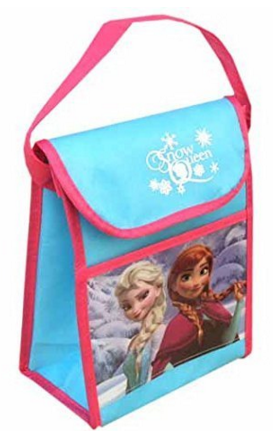 "Disney Frozen ""Snow Queen"" Lunch Bag With Hangtag Just $4.80 Down From $19!"