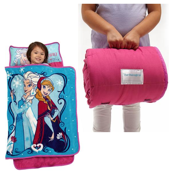 Disney Frozen Nap Mat Just $16.88!  (Reg. $30)