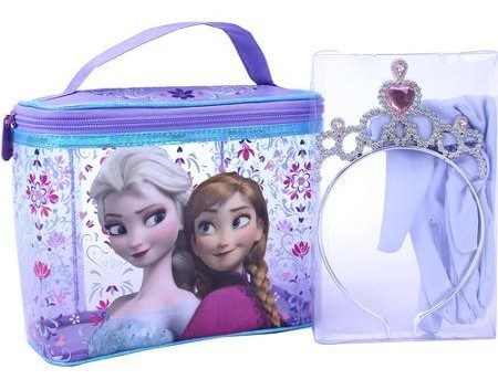Disney Frozen Train Case Only $4.99!