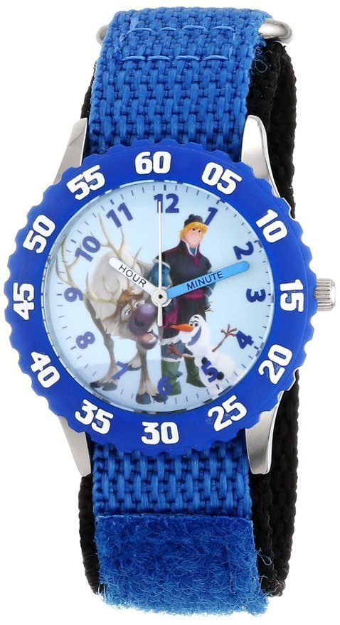 Disney Frozen Kristoff & Sven Time Teaching Watch Only $17.16!