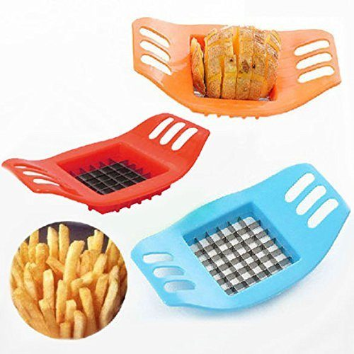 Stainless French Fry Cutter Only $2.20 + FREE Shipping!