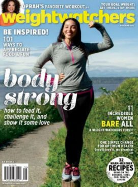 FREE Subscription Weight Watchers Magazine!
