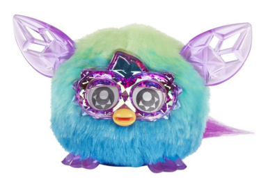 Furby Furblings Creature Plush, Green/Blue Just $12 Down From $22!