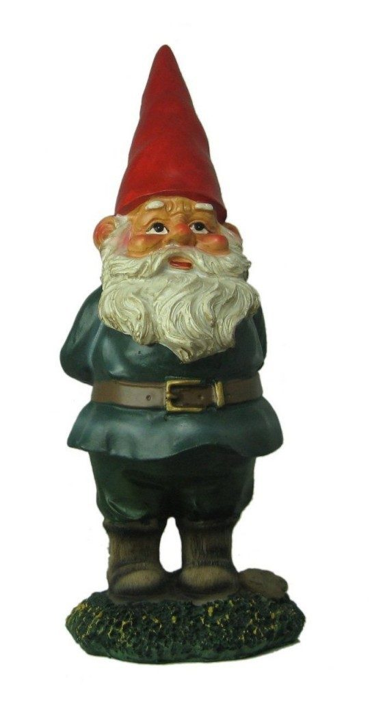 "The Garden Gnome 10"" Just $17.75! (Save 49%!)"