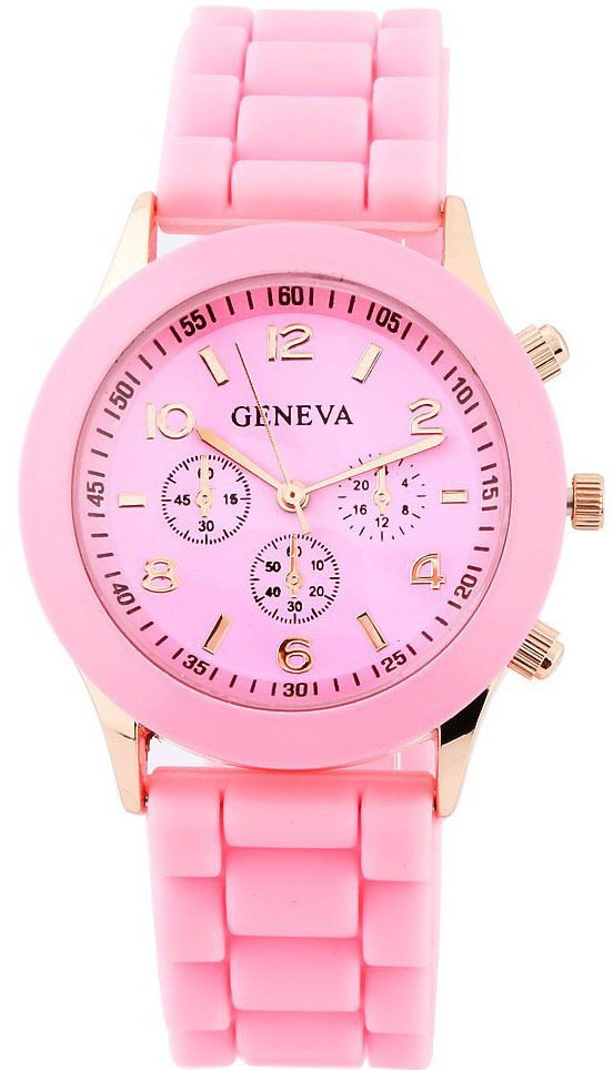 Colorful Geneva Watches Only $3.43 + FREE Shipping!