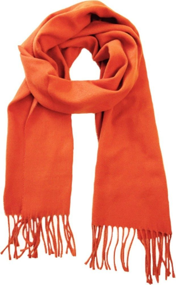 "Geoffrey Beene 12"" X 72"" Cahsmé Scarf Made in Italy Only $12.99!"