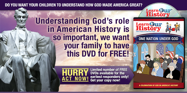 FREE One Nation Under God DVD!