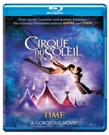 Cirque du Soleil: Worlds Away (BD) [Blu-ray] Just $5 Down From $20!