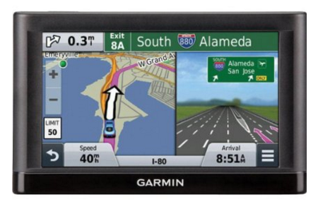 Garmin Nüvi 55LM GPS Navigator System Just $80 Down From $159.99!  FREE Shipping!