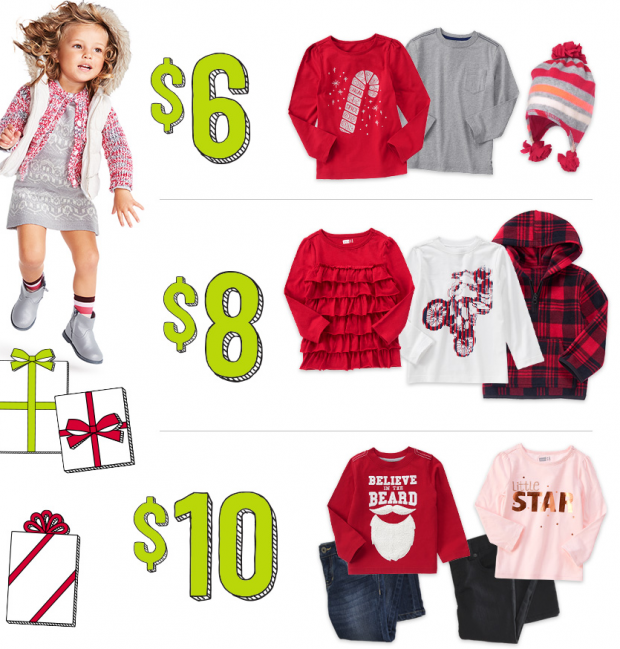 Great Gifts For $6, $8 And $10!