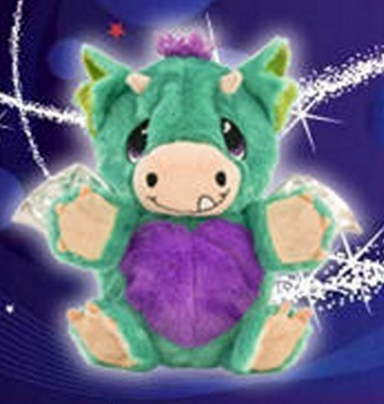 Ball Pets - Jolly Green Dragon *Rare* (Limited Edition) Just $10 Down From $30!