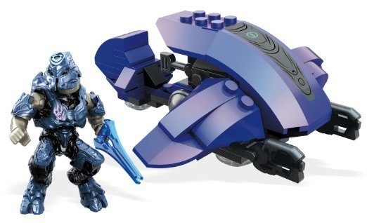 Mega Bloks Halo Covenant Commander Building Set Just $9.32!