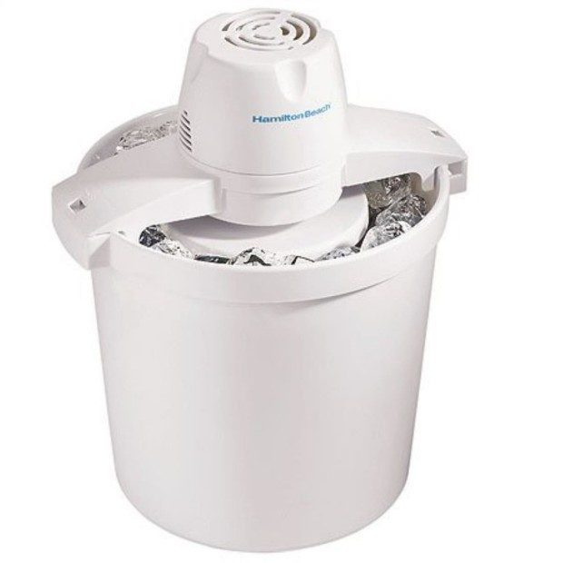 Hamilton Beach 4-Quart Automatic Ice-Cream Maker Just $29.34! (reg. $35)
