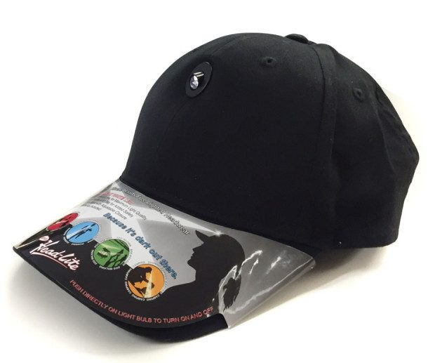 Boss Head-Lite Hat Just $7 or $12/2! Ships FREE!