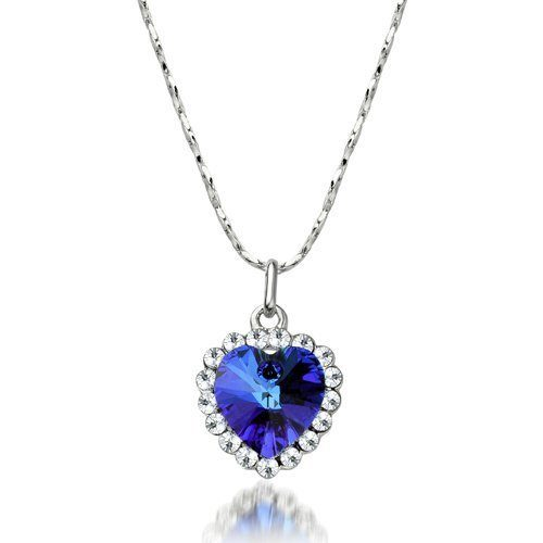 Heart of Ocean Necklace Only $1.96!