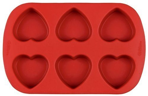 Heart-Shaped Silicone Cake Mold Pan Just $4.49 SHIPPED!