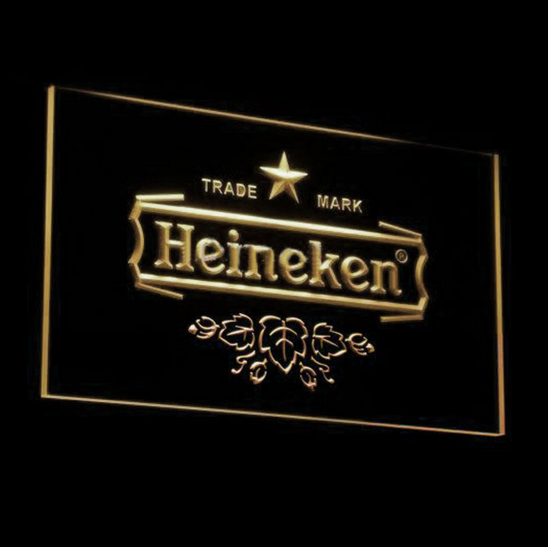 Heineken Neon Light Sign Just $21.73 Shipped!