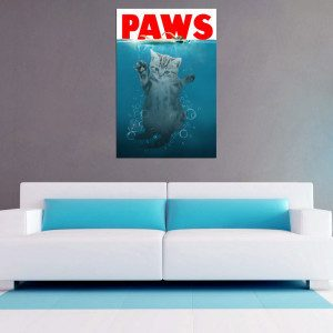 PAWS - Death Never Looked So Cuddly Only $9.99 Plus FREE Shipping!