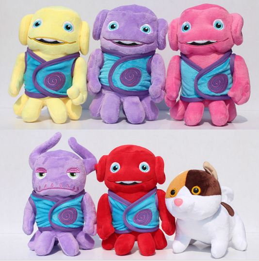Plush Toys From The Movie Home Only $6.68!  Ships FREE!