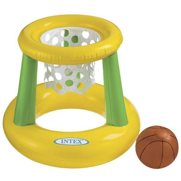 Floating Hoops Basketball Game Only $10!