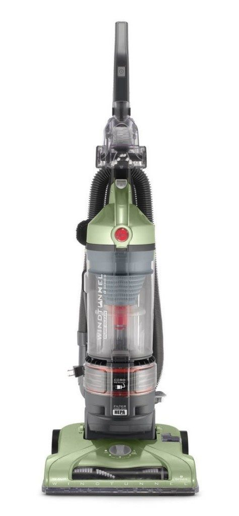 Hoover WindTunnel T-Series Rewind Plus Bagless Upright Just $88! (Reg. $130)