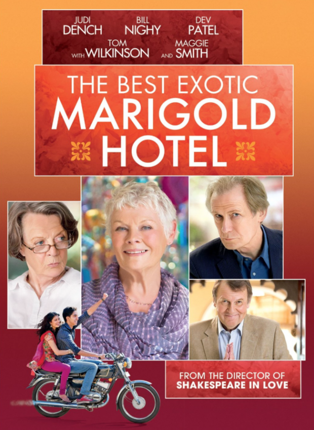 Rent The Best Exotic Marigold Hotel Only $2.99!