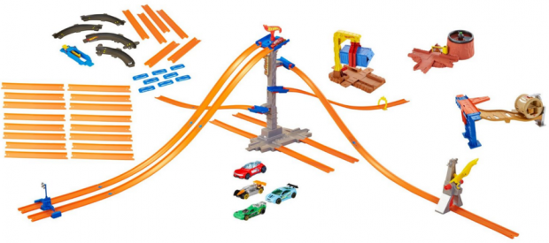 Hot Wheels Track Builder System Playset Just $20.99 Down From $49.99!