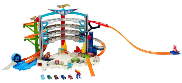 Hot Wheels Ultimate Garage Playset Just $70.40 Down From $99.99!
