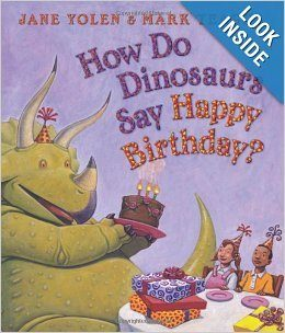 'How Do Dinosaurs Say Happy Birthday' Just $4!